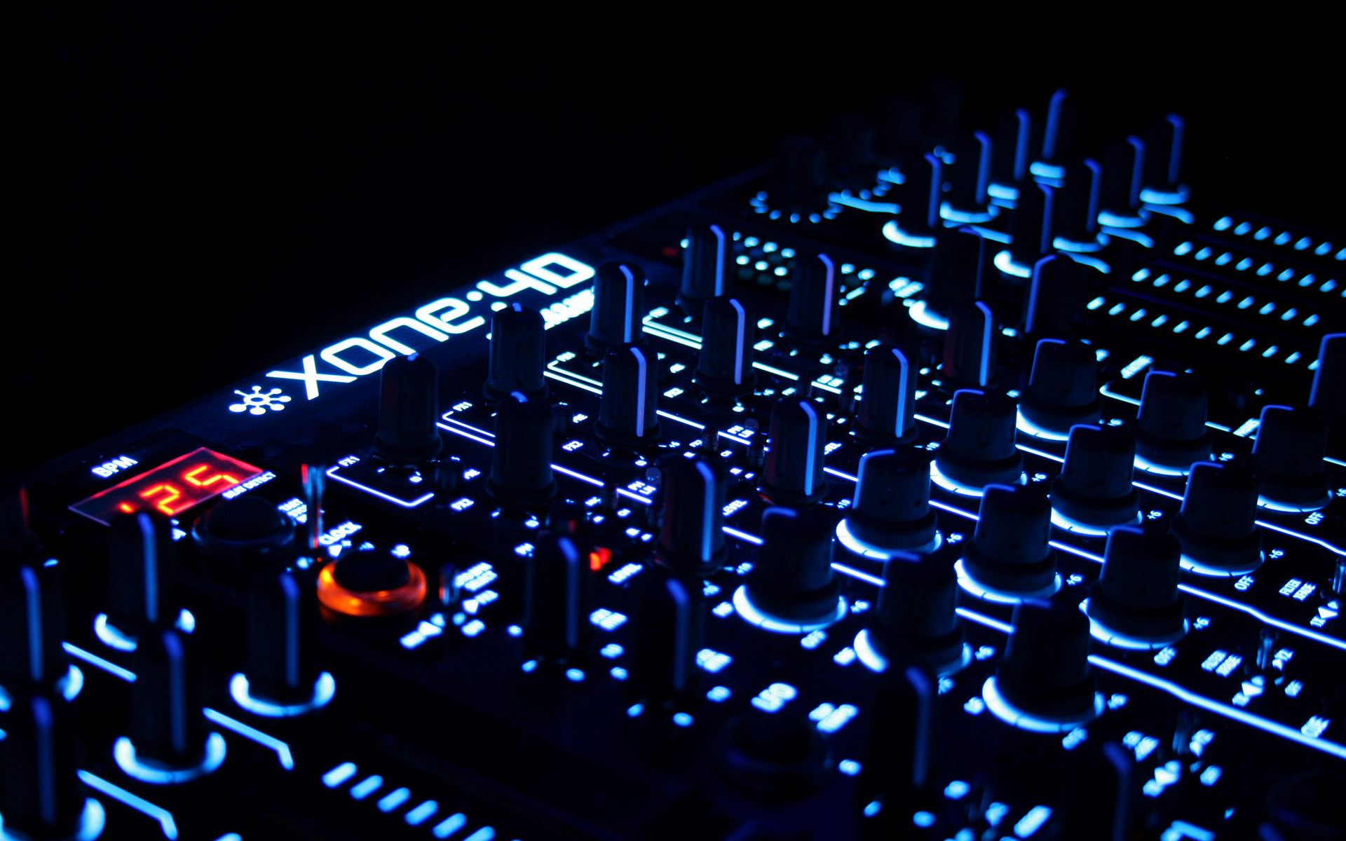 Pioneer Dj Mixers Wallpapers 1920 X 1200